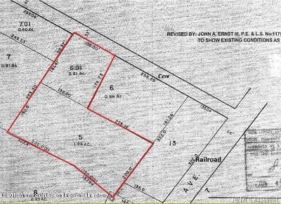 Residential Lots & Land For Sale: Cox Avenue