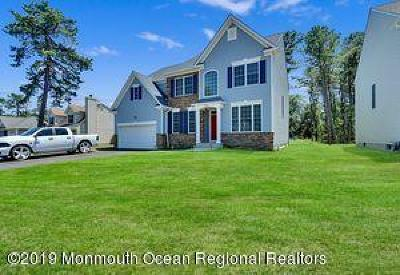 Ocean Single Family Home For Sale: 908 Amsterdam Avenue