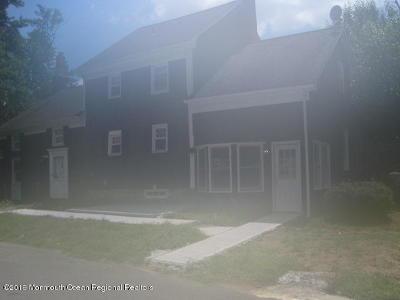 Freehold Single Family Home For Sale: 64 Georgia Road