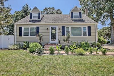 Monmouth County Single Family Home For Sale: 610 Dow Avenue