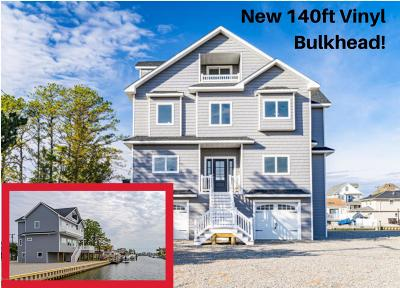 Toms River Single Family Home For Sale: 48 Channel Road