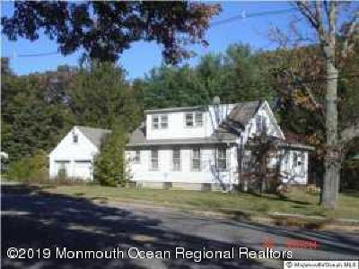 Toms River Single Family Home For Sale: 20 Grand Avenue