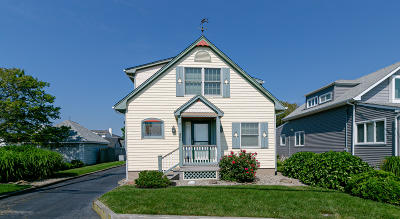 Long Branch Single Family Home For Sale: 500 Neptune Avenue