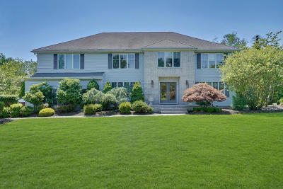 Ocean Twp Single Family Home For Sale: 10 Violet Drive