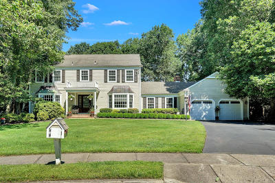 Toms River Single Family Home For Sale: 1814 Rolling Ridge Lane
