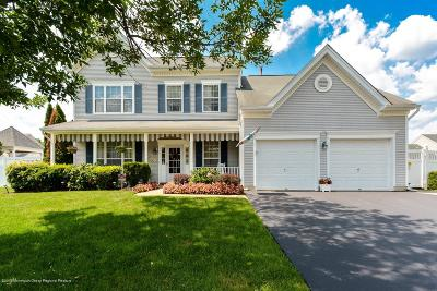 Freehold Single Family Home For Sale: 92 Evesboro Lane