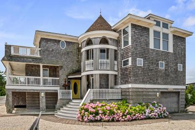 Long Beach Twp Single Family Home For Sale: 155-C Long Beach Boulevard