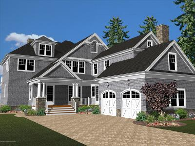Island Heights Single Family Home For Sale: 167 Lake Avenue