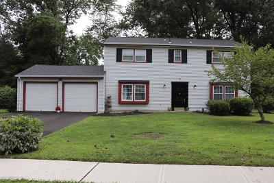 Aberdeen, Matawan Single Family Home For Sale: 23 Poet Drive