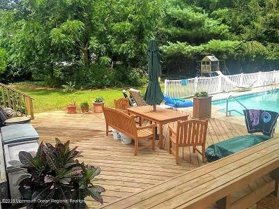 Toms River Single Family Home For Sale: 1905 Kenilworth Court