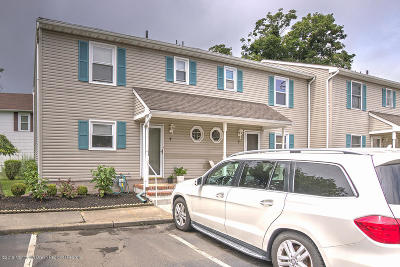 Long Branch Condo/Townhouse Under Contract: 200 Rockwell Avenue #A4