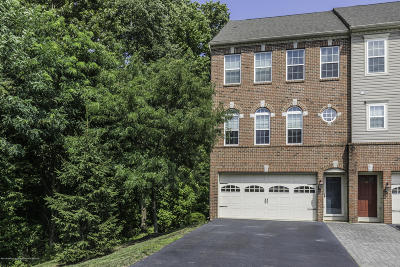Middletown Condo/Townhouse For Sale: 83 Pate Drive