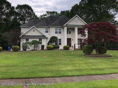 Jackson Single Family Home For Sale: 25 Brittany Lane