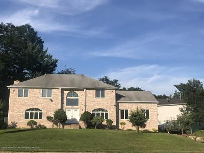 Howell Single Family Home For Sale: 17 Spicy Pond Road