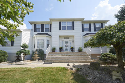 Hazlet Single Family Home Under Contract: 1 Northfield Court