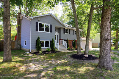 Toms River Single Family Home For Sale: 14 Jordan Drive