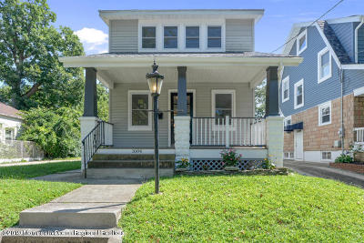 Asbury Park Rental For Rent: 1604 3rd Avenue