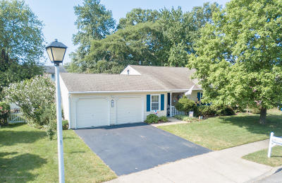 Howell Single Family Home For Sale: 29 Concord Circle