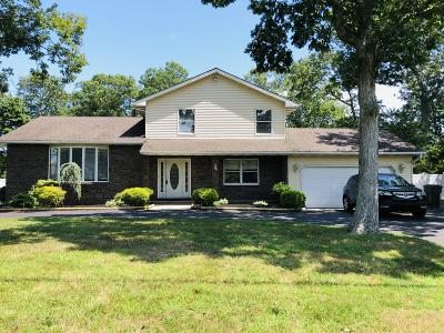 Toms River Single Family Home For Sale: 1529 Whitesville Road