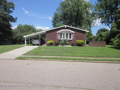 Neptune Township Single Family Home For Sale: 736 Gail Drive