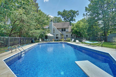 Jackson Single Family Home Under Contract: 14 Dunhill Road