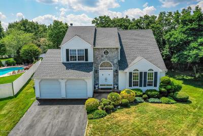 Brick Single Family Home For Sale: 205 Mako Court