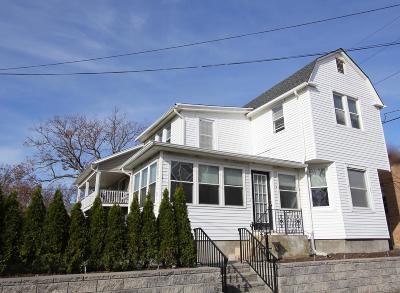 Bradley Beach Single Family Home For Sale: 705 Central Avenue