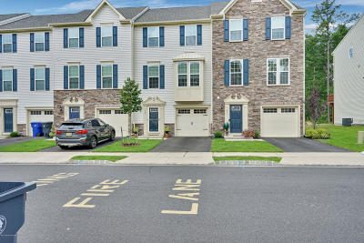 Toms River Condo/Townhouse For Sale: 805 Mississippi Street #1505