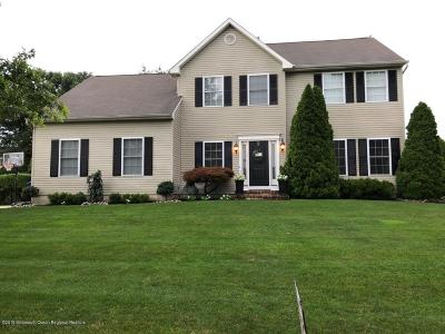 Toms River Single Family Home For Sale: 1202 Wilkinson Drive