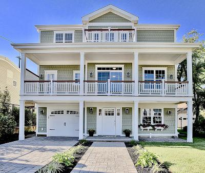 Point Pleasant Beach Single Family Home For Sale: 403 Central Avenue