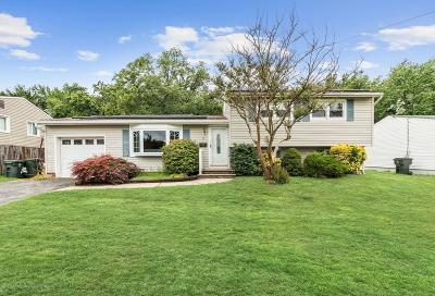 Hazlet Single Family Home Under Contract: 39 Dartmouth Drive