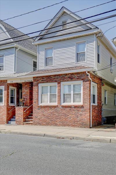 Bradley Beach Single Family Home For Sale: 326 Newark Avenue