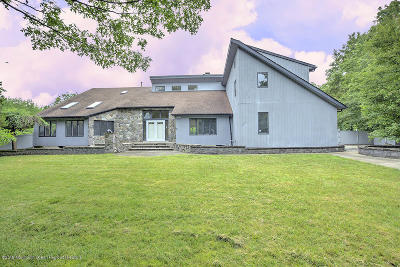 Toms River Single Family Home For Sale: 1628 Raccoon Drive