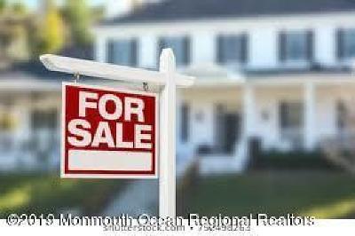 Middletown Single Family Home For Sale: 891 Leonardville Road