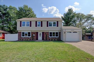 Aberdeen Single Family Home Under Contract: 17 Ardmore Lane