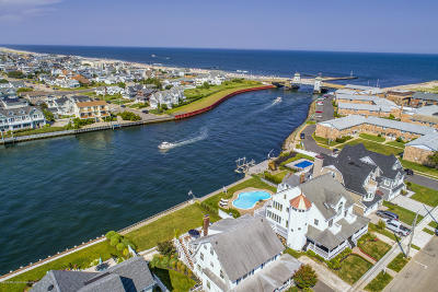 Belmar Single Family Home For Sale: 202 First Avenue