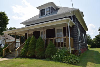 Long Branch Single Family Home Under Contract: 6 Catherine Street
