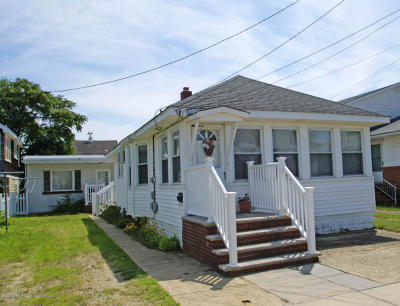 Seaside Heights Multi Family Home Under Contract: 209 Lincoln Avenue