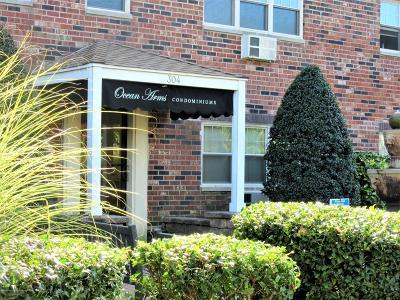 Asbury Park Condo/Townhouse For Sale: 304 4th Avenue #308