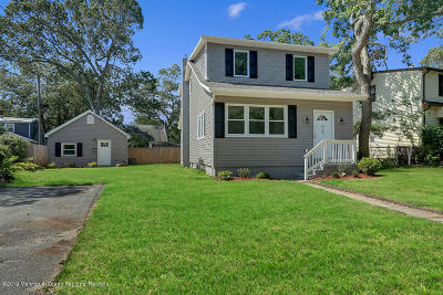 Neptune Township Multi Family Home Under Contract: 408 Morrisey Road