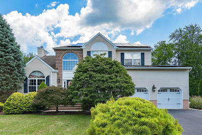 Jackson Single Family Home Under Contract: 411 Meadowood Road