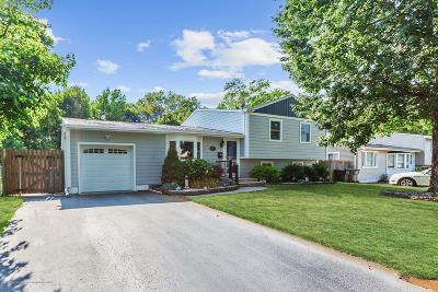 Hazlet Single Family Home Under Contract: 43 Dartmouth Drive