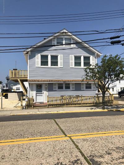 Seaside Park Condo/Townhouse For Sale: 1819 Boulevard #4