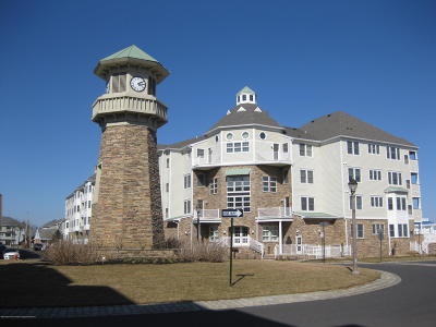 Long Branch Condo/Townhouse For Sale: 11 Cooper Avenue #306