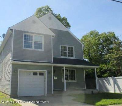 Keansburg Single Family Home Under Contract: 13 Briarwood Avenue