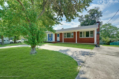 Jackson Single Family Home For Sale: 977 Hyson Road