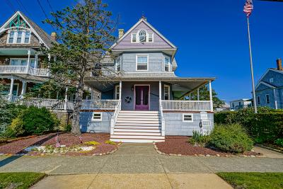 Seaside Park Single Family Home For Sale: 404 S Bayview Avenue