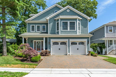 Bay Head Single Family Home For Sale: 292 Osborne Avenue