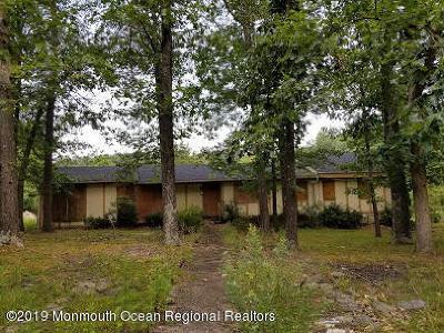 Jackson Single Family Home For Sale: 906 Bowman Road