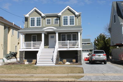 Point Pleasant Beach Rental For Rent: 217 Washington Avenue